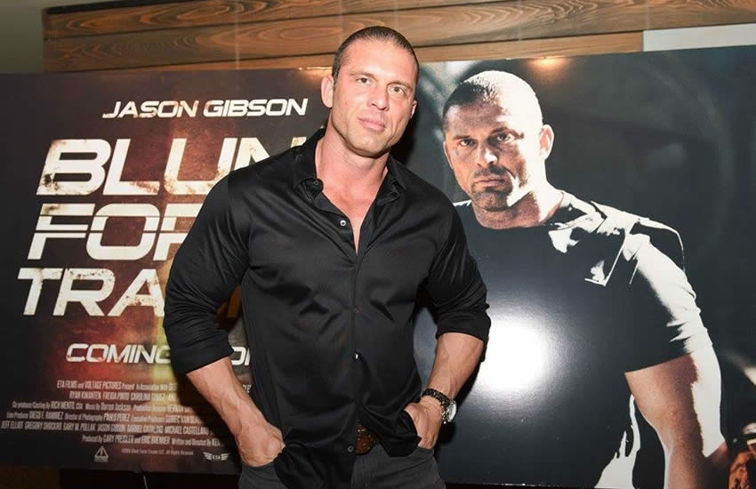 Jason Gibson | Blunt Force Trauma - Hometown Boy Debuts in Hollywood