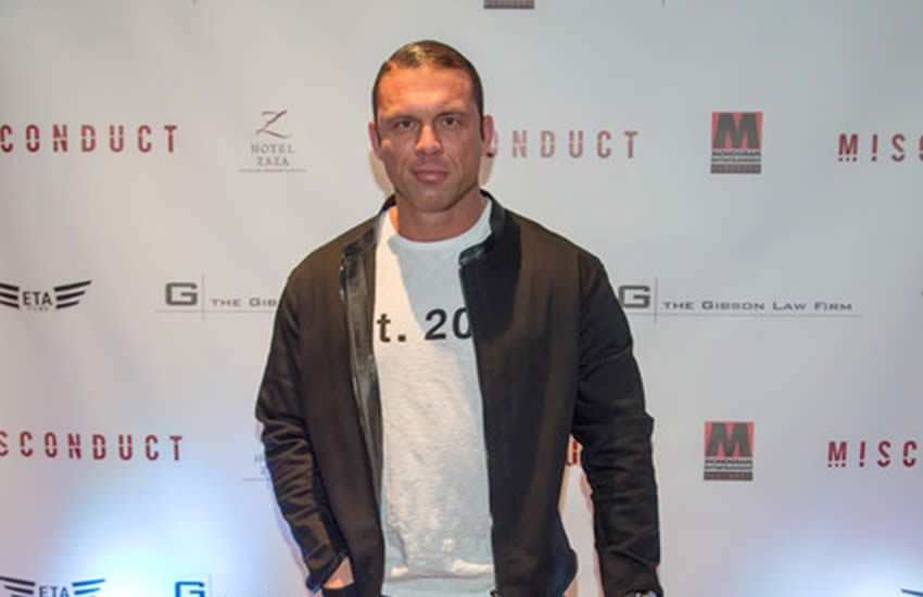 Jason Gibson | Misconduct Houston Premiere at the Houston Museum of Natural Science